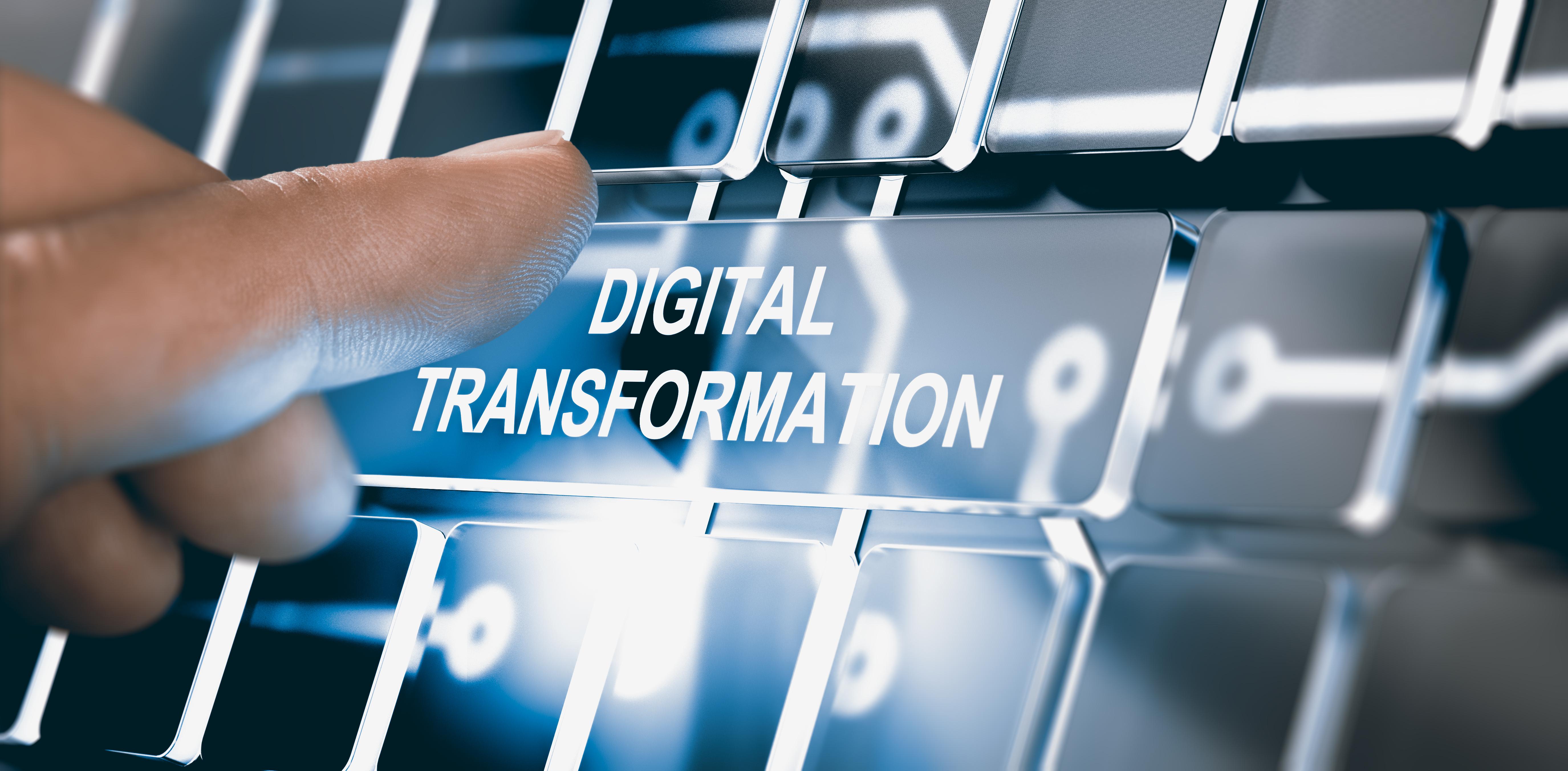 Transformarea digitală pare stimulată de pandemie
