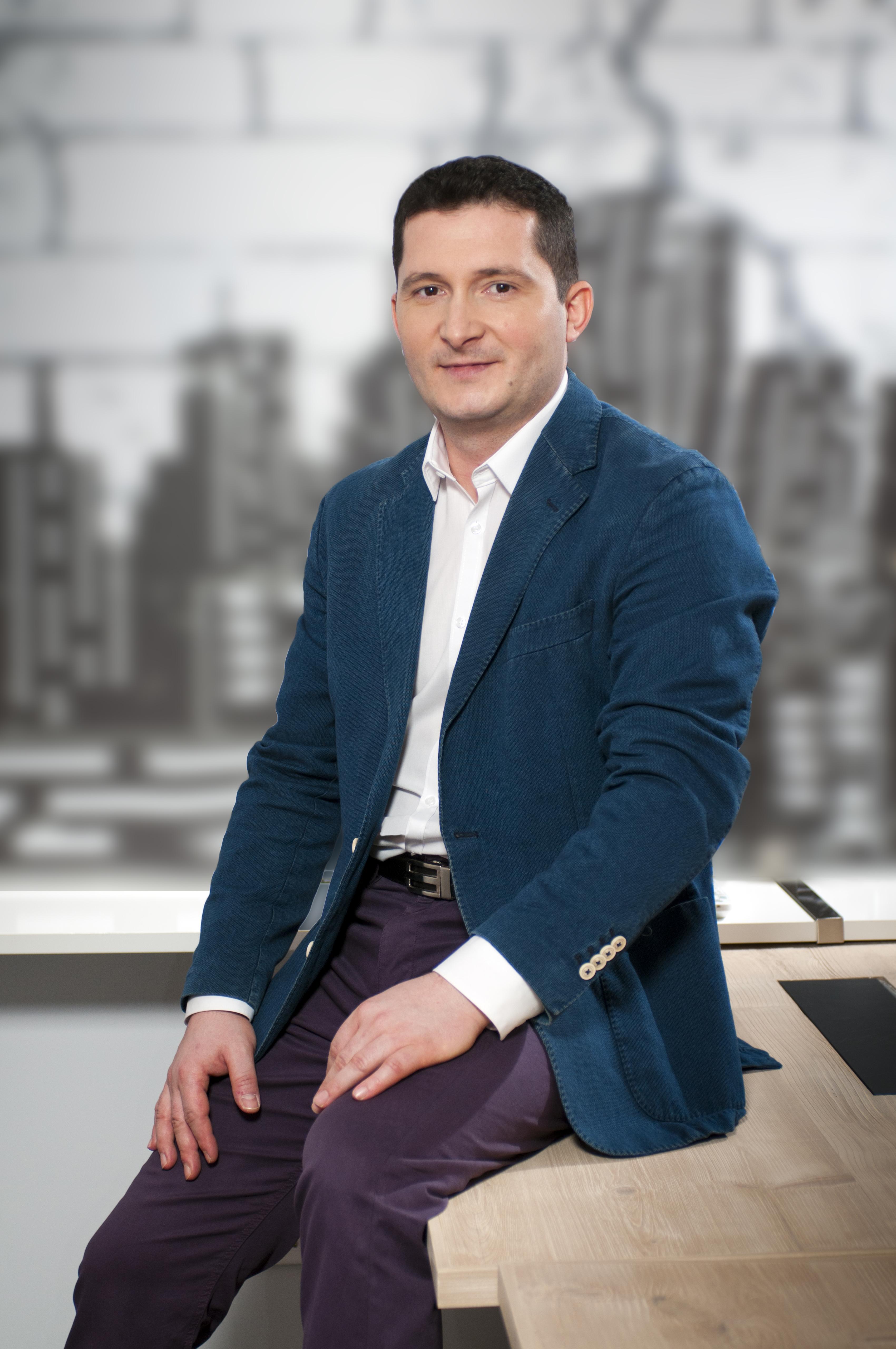 Cristian Pațachia, Development&Innovation Manager, Orange Romania