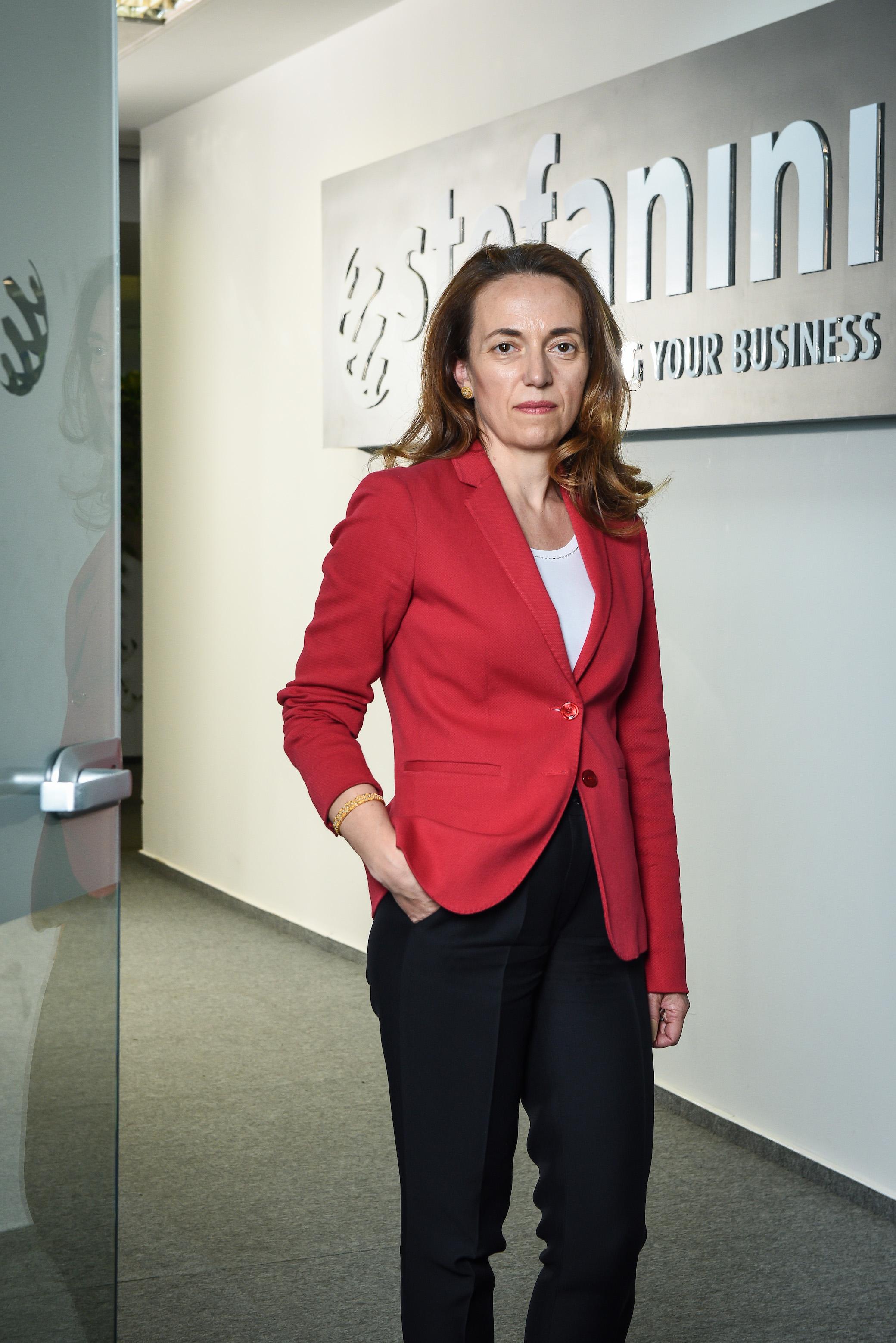 Andreea Stănescu, Stefanini: Avem o creștere de 2 cifre, atât în România, cât și în regiune