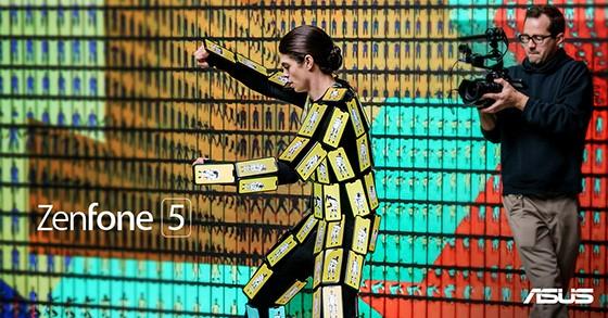 ASUS colaborează cu trupa OK Go pentru o coregrafie cu 89 de telefoane ZenFone 5