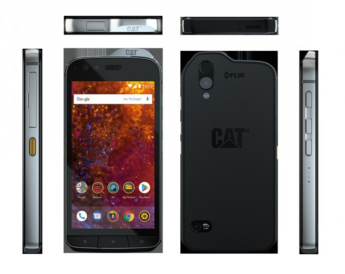 Smartphone-ul Cat S61, acum la vânzare!