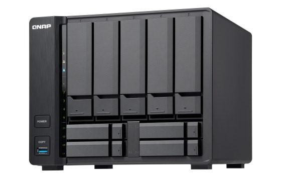 QNAP completează linia de servere NAS cu 9 sertare, prin introducerea modelului premiat TVS-951X