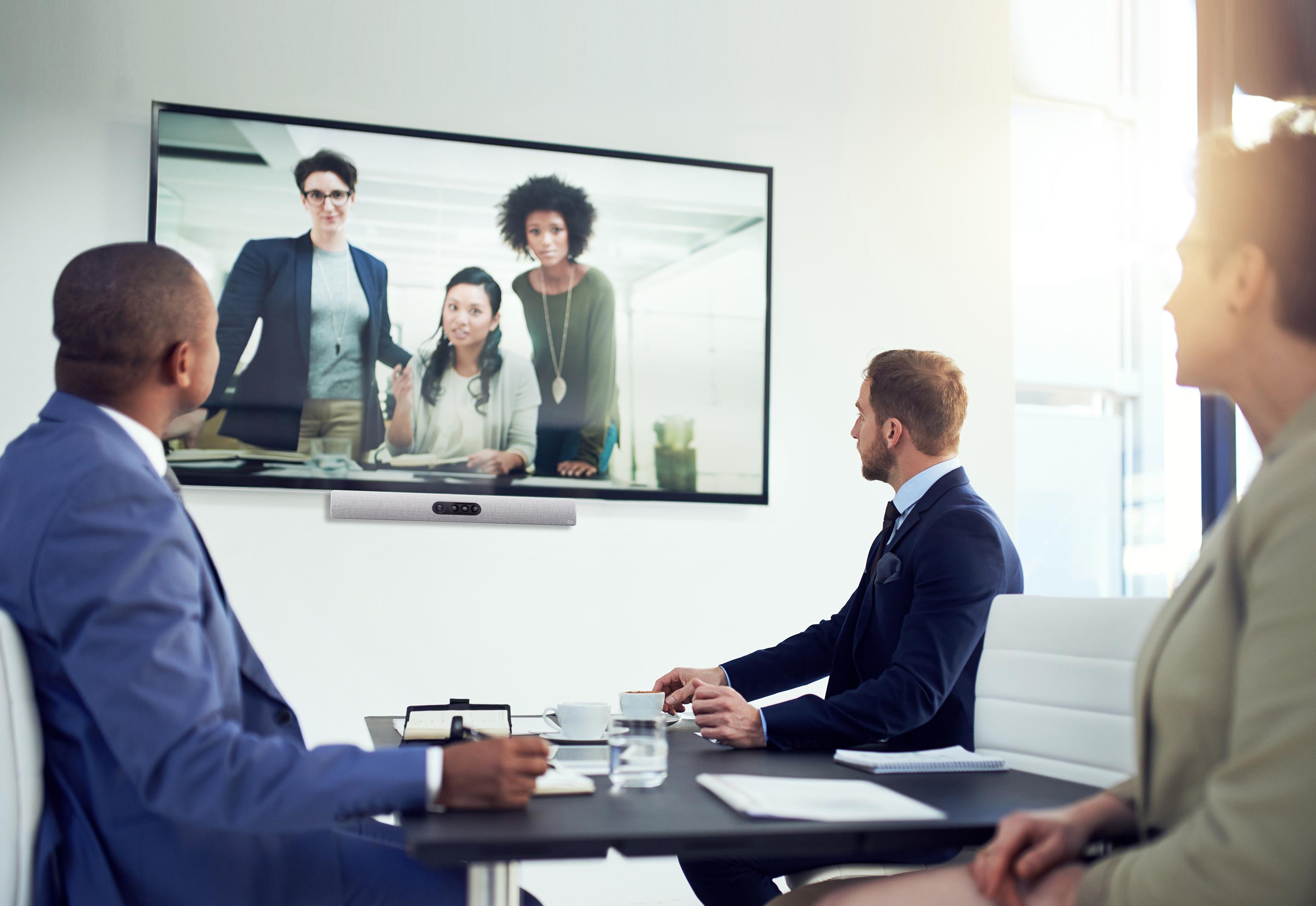 Display-uri LG destinate integrării cu sisteme Cisco pentru conferințe video