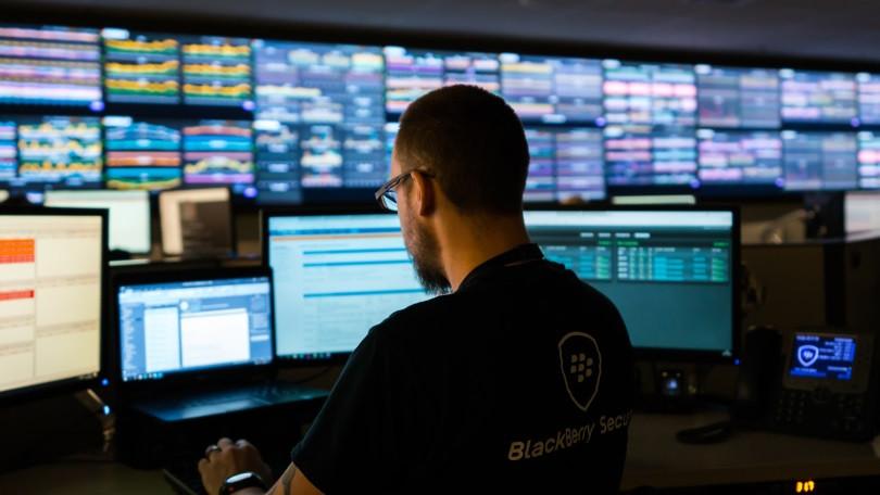 Blackberry poate inversa acum atacurile ransomware