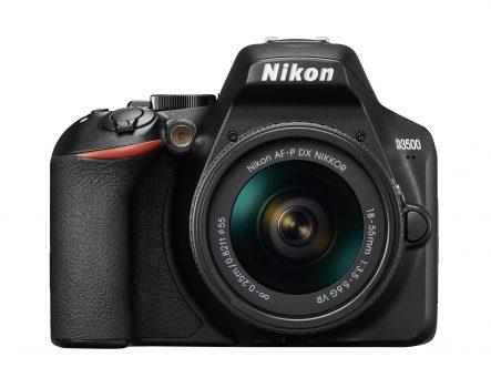 Noul DSLR Nikon D3500