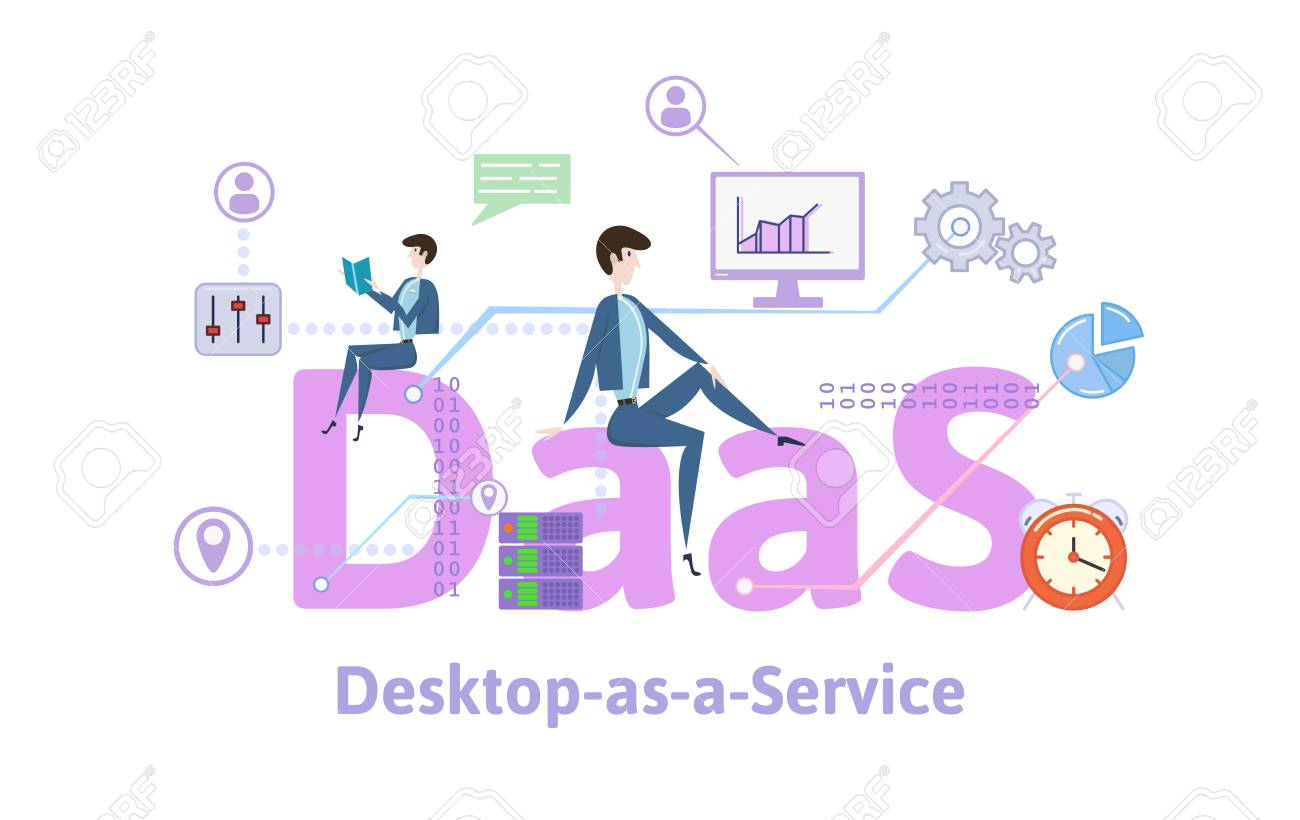 "Modul în care ""deskop as a service"" are sens în transformarea digitală"