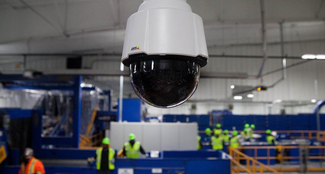 Soluții de supraveghere pentru mediul industrial