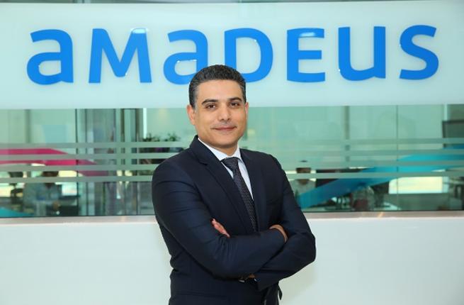 Maher Koubaa,Vice President, Airlines Middle East, Turkey & Africa la Amadeus IT Group.