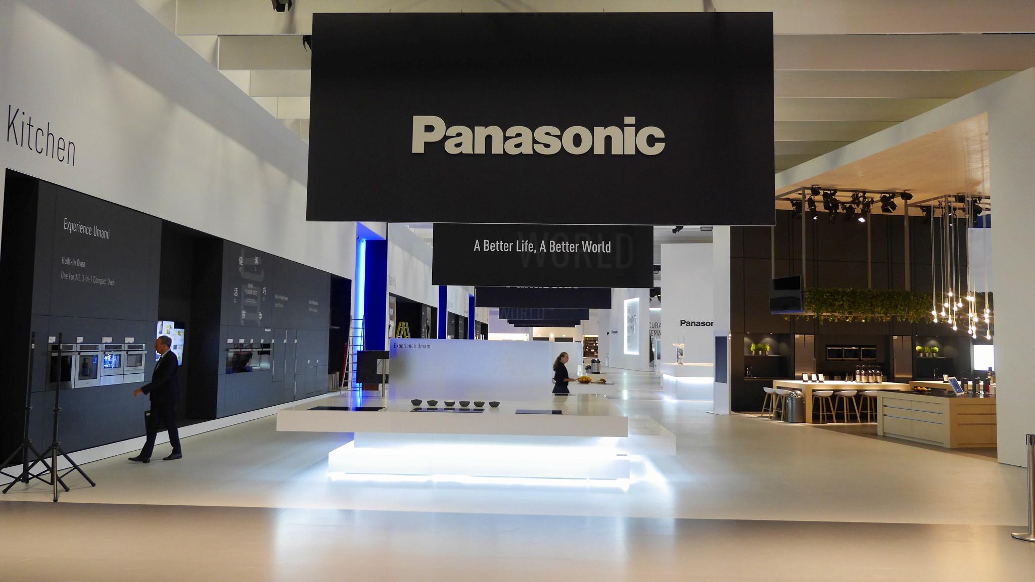 Panasonic la IFA 2018