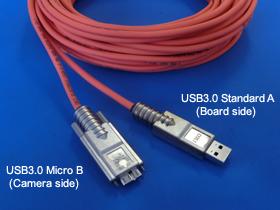 A fost lansată o nouă generație de cablu USB3 cu tehnologie optică