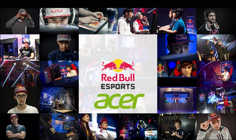 Acer și RedBull Media House anunță reînnoirea parteneriatului