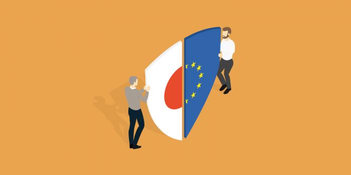 Japonia ia faţa Americii în relaţia cu UE