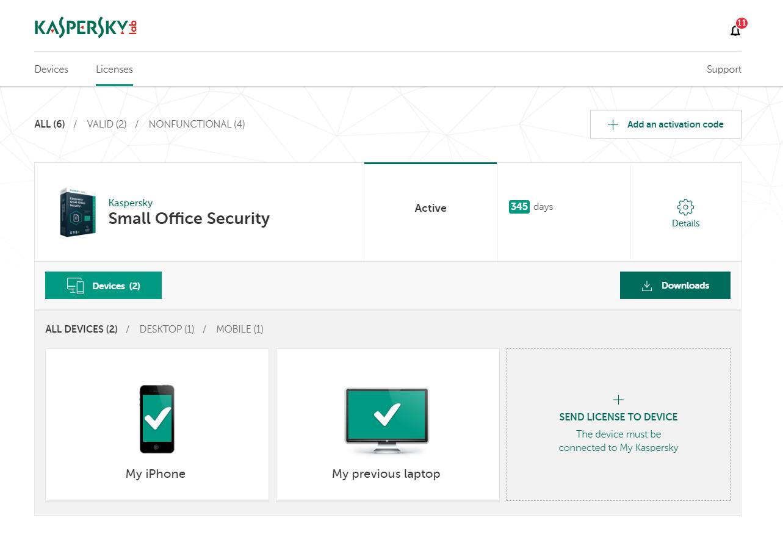 Noua versiune Kaspersky Small Office Security pentru protecția companiilor mici poate fi instalată în doar câteva minute