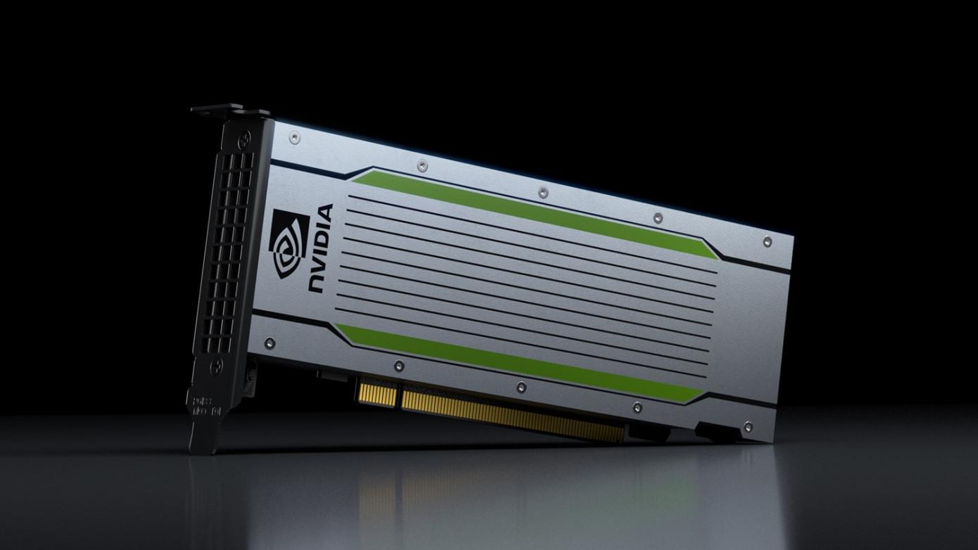 Nvidia a lansat cel mai avansat model de GPU pentru machine learning