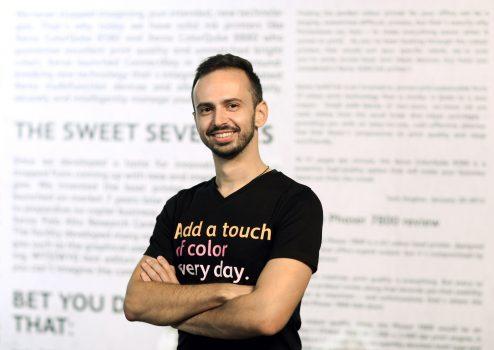 Sergiu Pop, Xerox : Rețeaua noastră de parteneri autorizați este o prioritate pentru companie