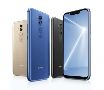 Huawei Mate 20 lite, disponibil oficial în România