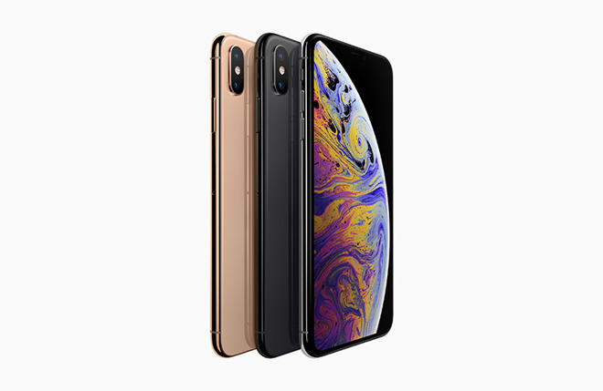 Apple introduce noile generații iPhone XS și iPhone XS Max