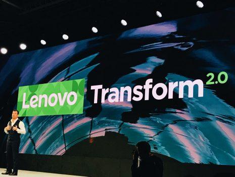 Noi soluții inteligente la Lenovo Transform 2.0