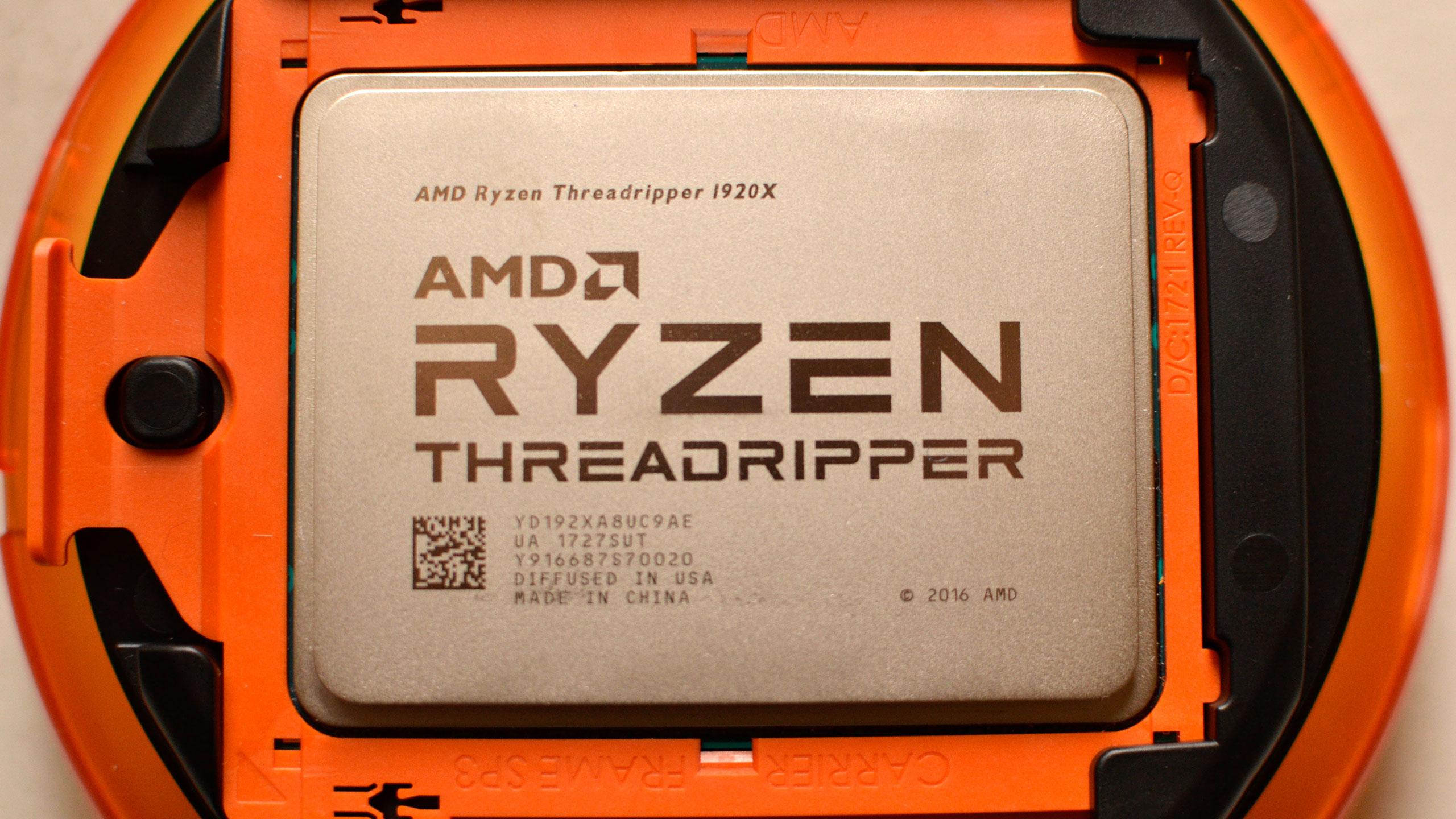 AMD extinde linia de procesoare de desktop generația a doua Ryzen Threadripper