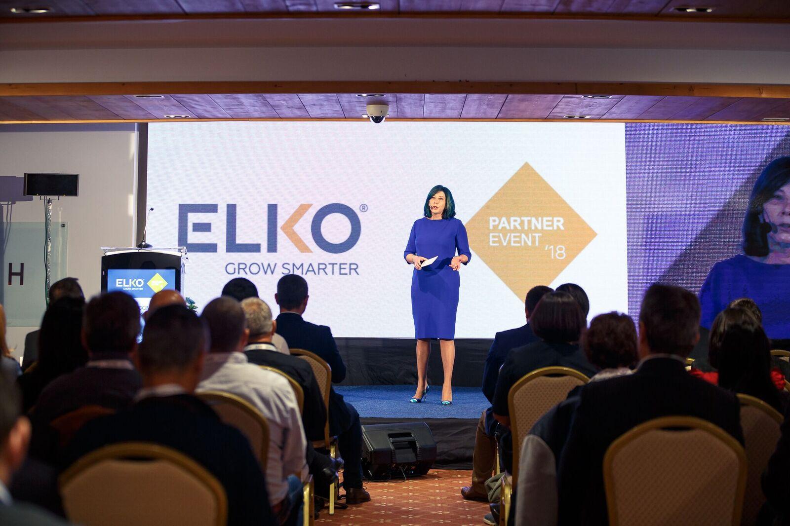 ELKO Partner Event 2018: Despre oameni și tehnologie