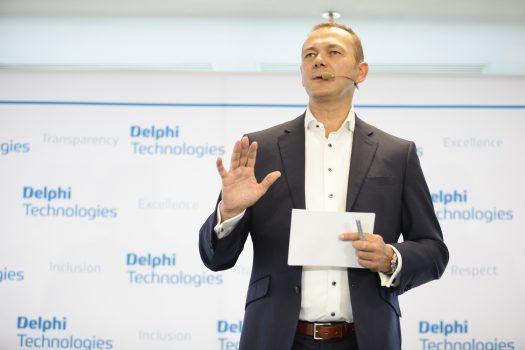 Edward Mandic, Delphi Technologies: Centru IT global din București va dezvolta soluții tehnice și servicii pentru cei peste 20.000 de angajați din întreaga lume