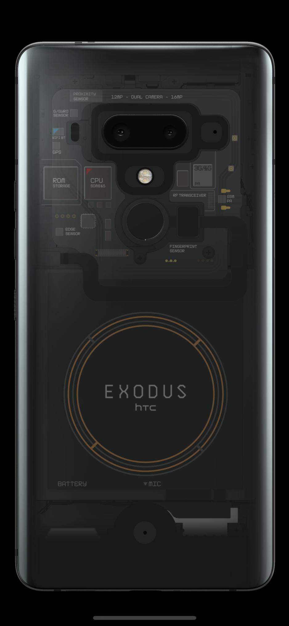HTC EXODUS 1, o versiune inițială a telefonului cu tehnologie blockchain