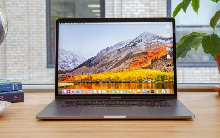 Grafică AMD Vega Mobile pe MacBook Pro