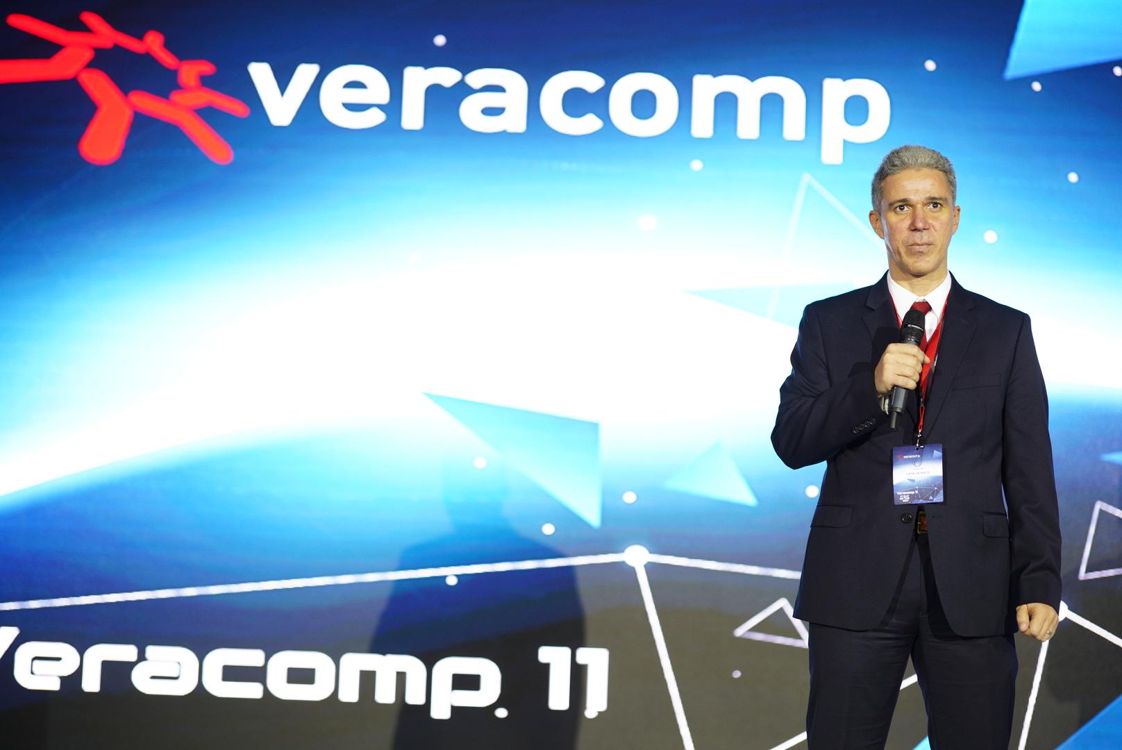 Cătălin Matei, CEO, Veracomp