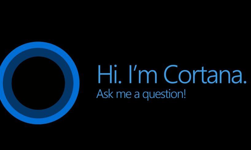 Microsoft mizează pe utilizarea asistentului Cortana de către companii