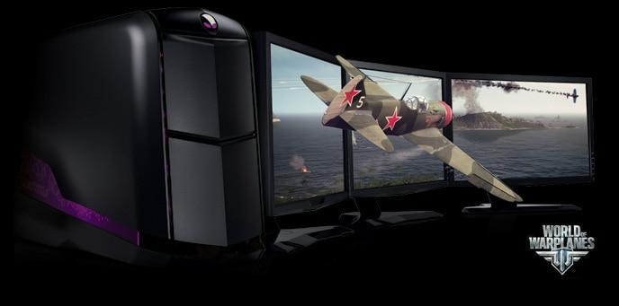 Procesorul INTEL seria K de a noua generație este inclus în configurația desktopuului Alienware Aurora
