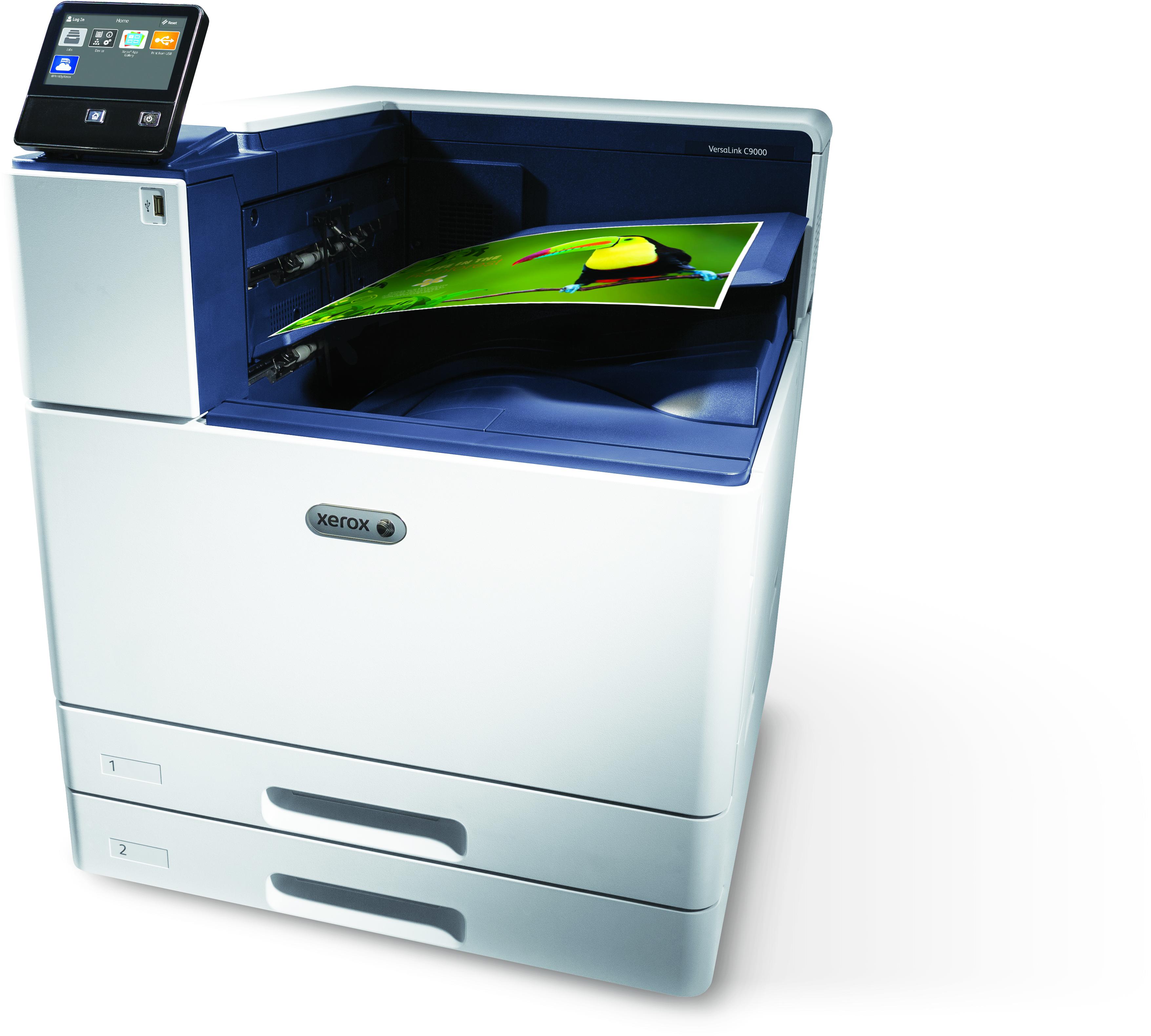 Xerox lansează două noi echipamente cu tehnologia ConnectKey