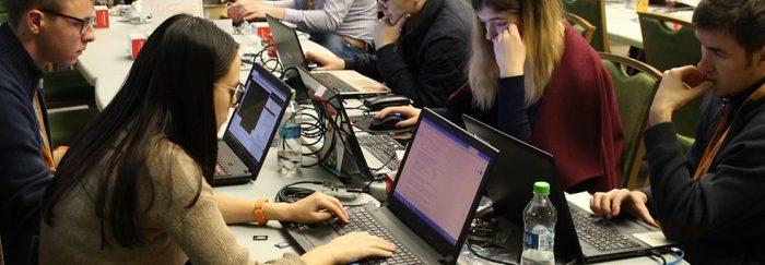 Securitatea cibernetică, tema Techthon Iași