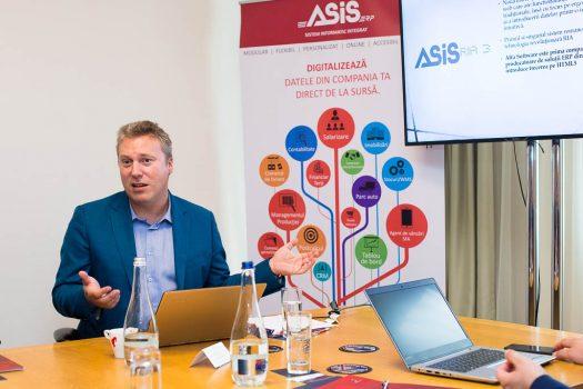 ASiS Ria3, noua platformă de business HTML5