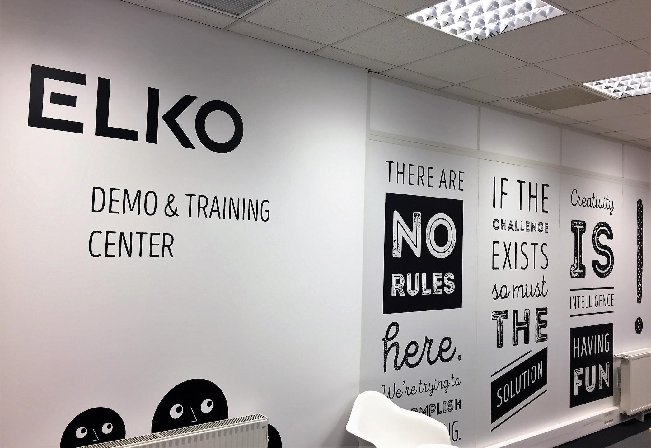 ELKO organizează un curs de vânzări centrat pe soluții Axis