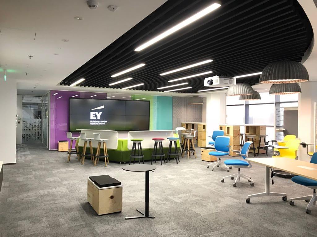 EY wavespace București, un incubator de idei pentru noi modele de business