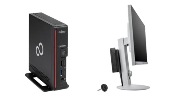 Fujitsu introduce noul PC ESPRIMO G558
