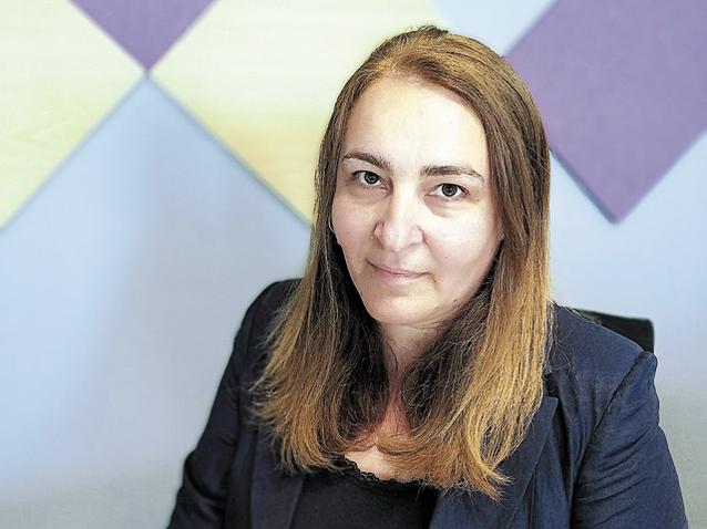 Mitka Avramova, Country Leader, IBM România