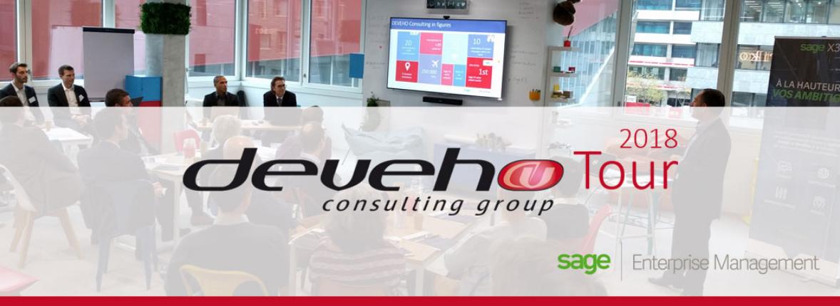 Deveho prezintă cele mai noi realizări ale companiei și noutățile aduse de Sage versiunea 12