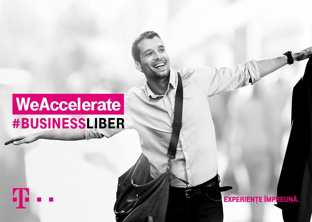 Telekom Romania anunță câștigătorii programului WeAccelerate