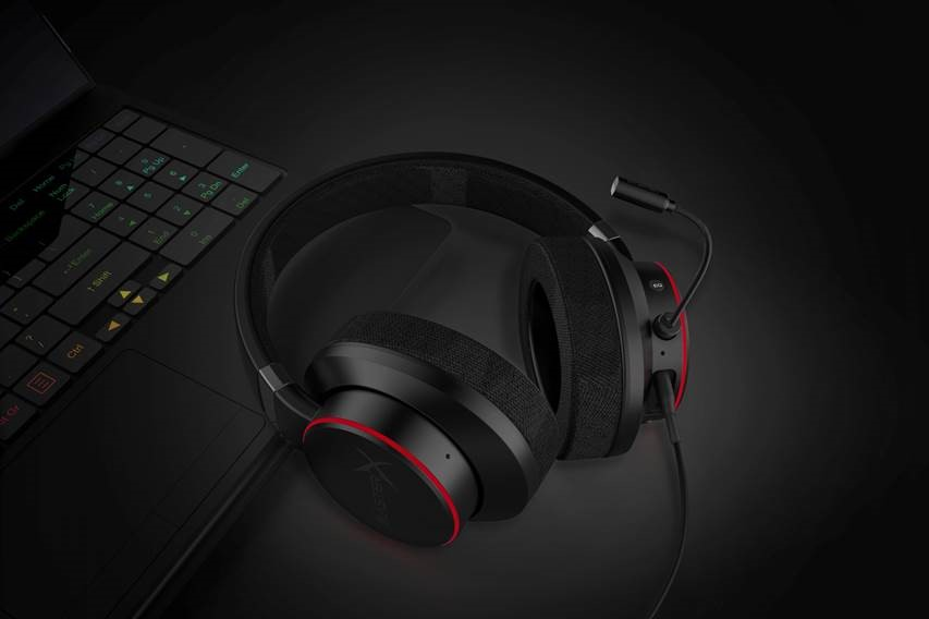 Creative lansează căștile de gaming Sound BlasterX H6 50mm