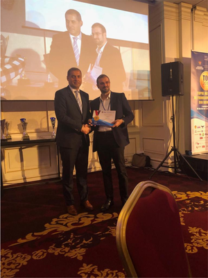 BRINEL @ Topul Național al Firmelor Private din România 2018