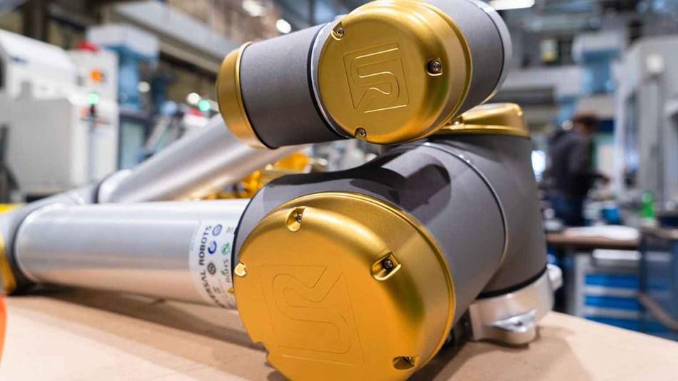 Universal Robots extinde programul de premii Gold Edition în regiunea Europei Centrale și de Est