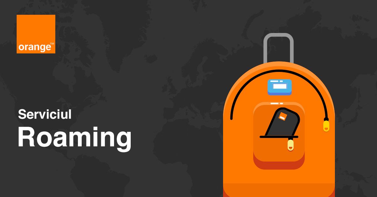 Pe 1 Decembrie 2018, clienţii Orange beneficiază de roaming gratuit între România şi Republica Moldova