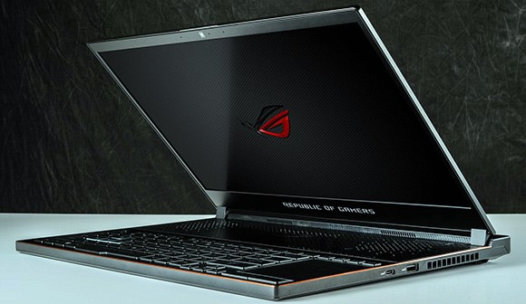 Cel mai subțire laptop de gaming, ROG Zephyrus S (GX531) a ajuns în România
