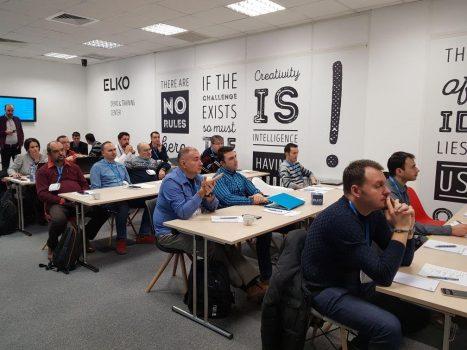 ELKO Romania organizează training pentru tehnologia Axis