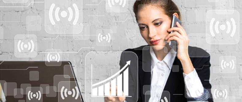 Fiecare român a consumat lunar 28 GB de trafic internet