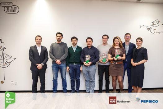 Câștigătorii programului ReUse Hub