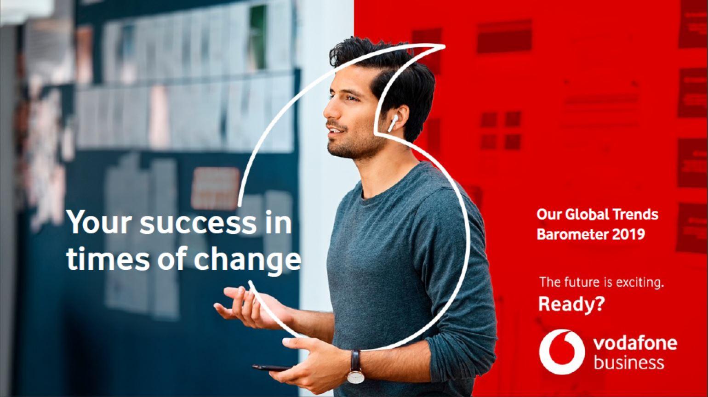 Vodafone lansează Raportul Tendințelor Globale 2019