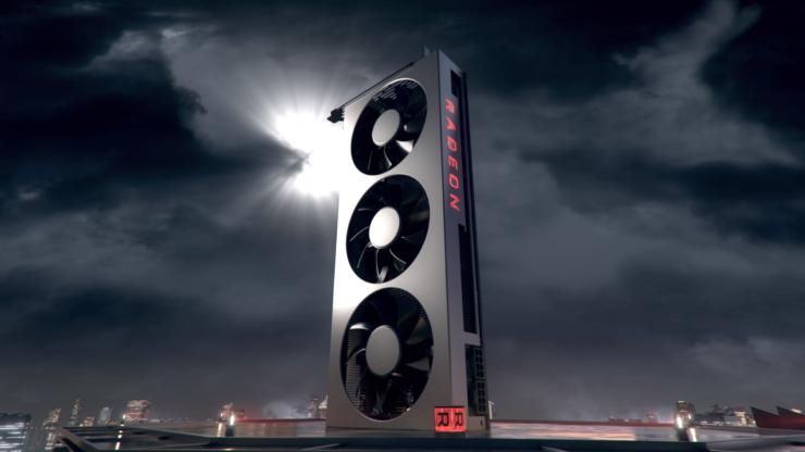 AMD dezvăluie primul GPU de gaming din lume pe 7 nm