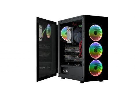 FSP lansează modelul CMT340 o nouă carcasă RGB pentru gaming